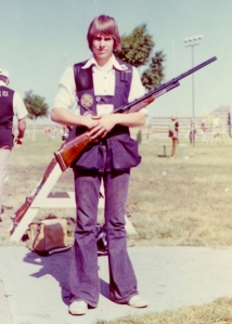 1970s trapshooter